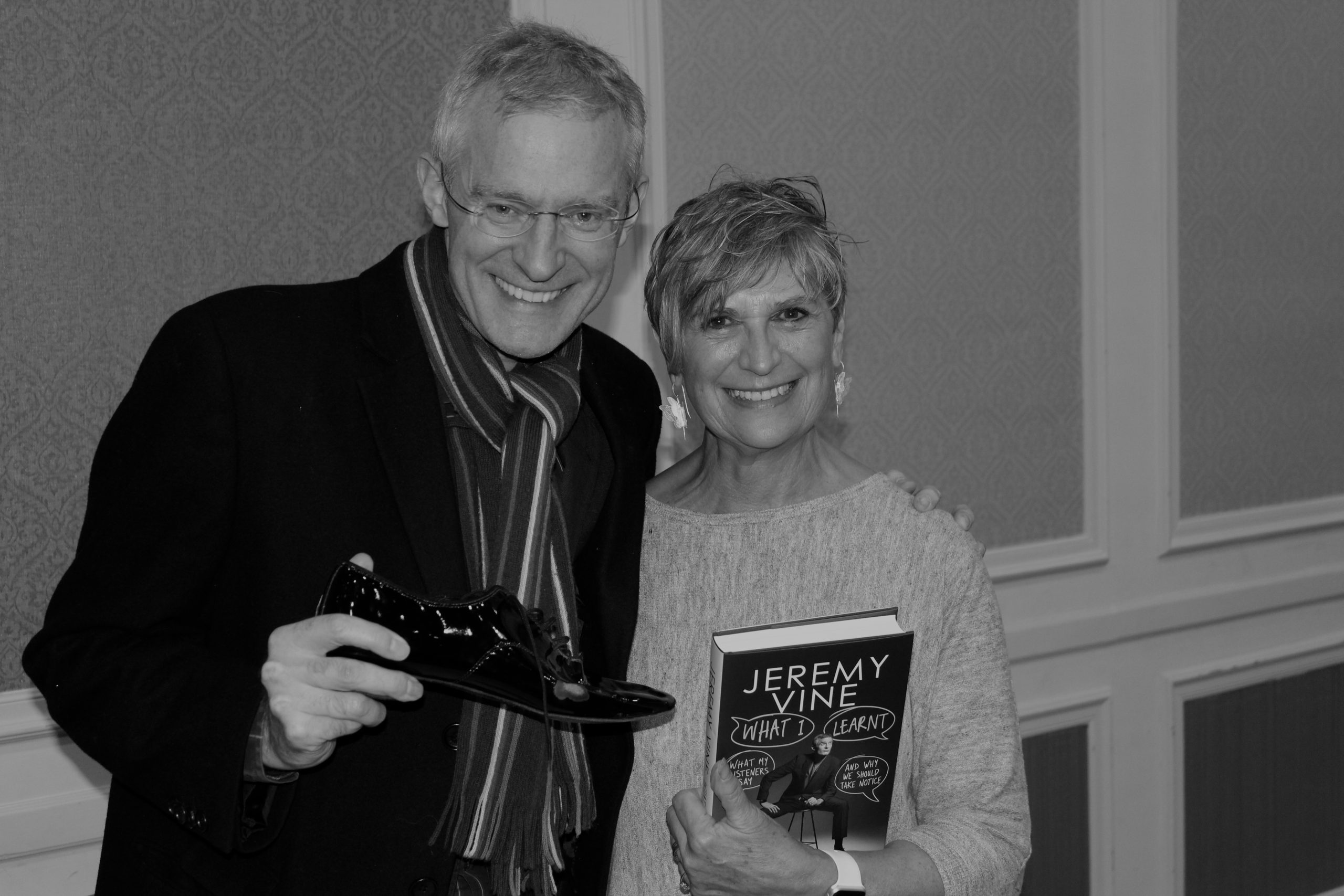 Jeremy Vine at Thame arts and literature festival