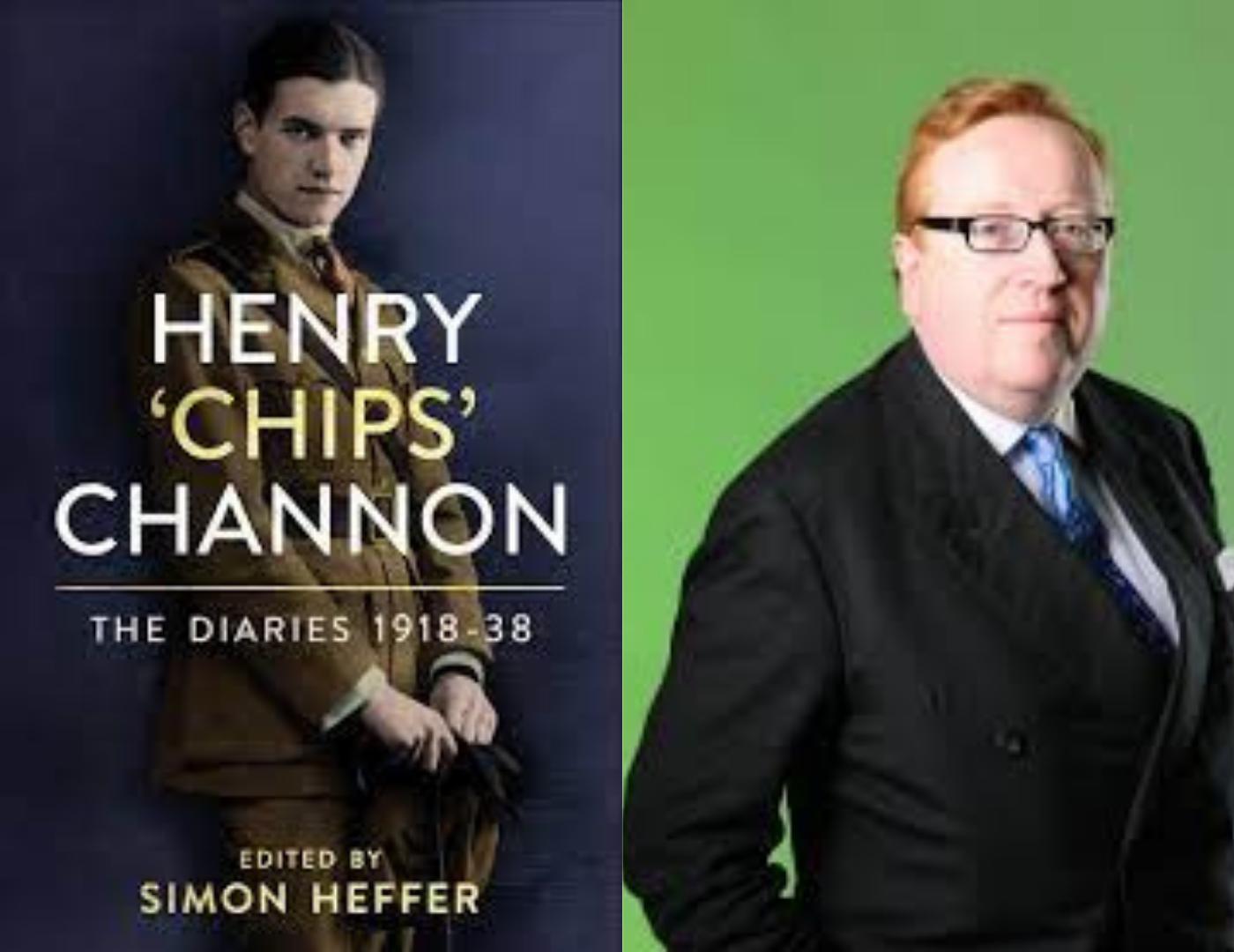 Simon Heffer - Henry 'Chips' Channon