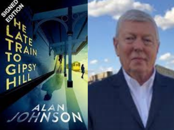 Alan Johnson - The Late Train to Gipsy Hill