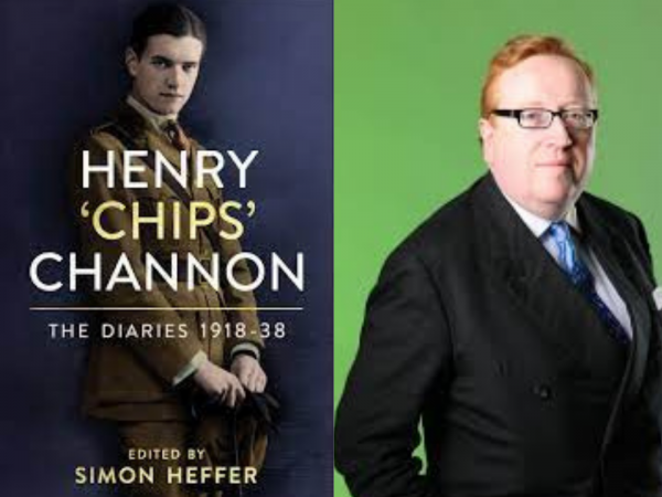 Simon Heffer - Henry 'Chips' Channon