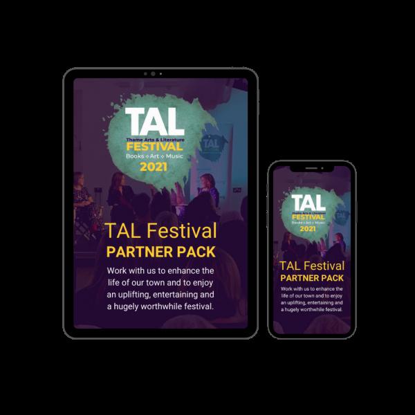 TAL Sponsor Pack